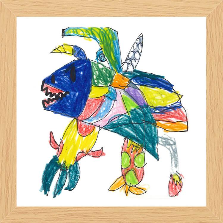 ビリビリレインボーマックスサウルス