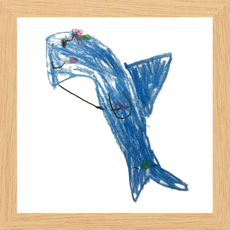 イルカの「いるちゃん」